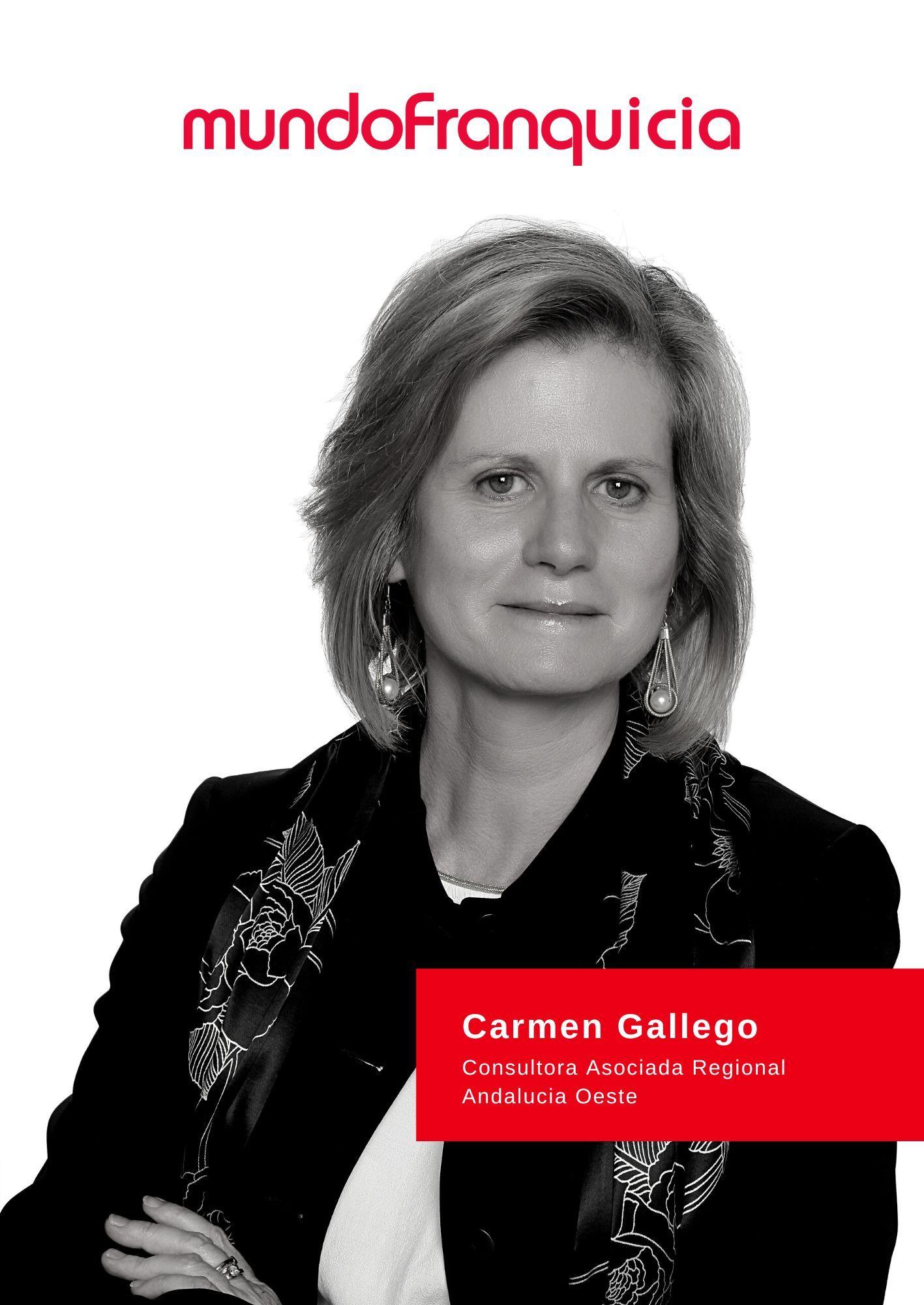 María del Carmen Gallego
