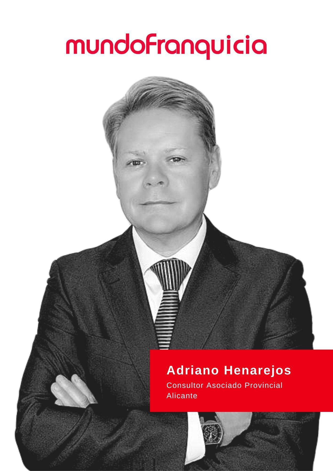 Adriano Henarejos