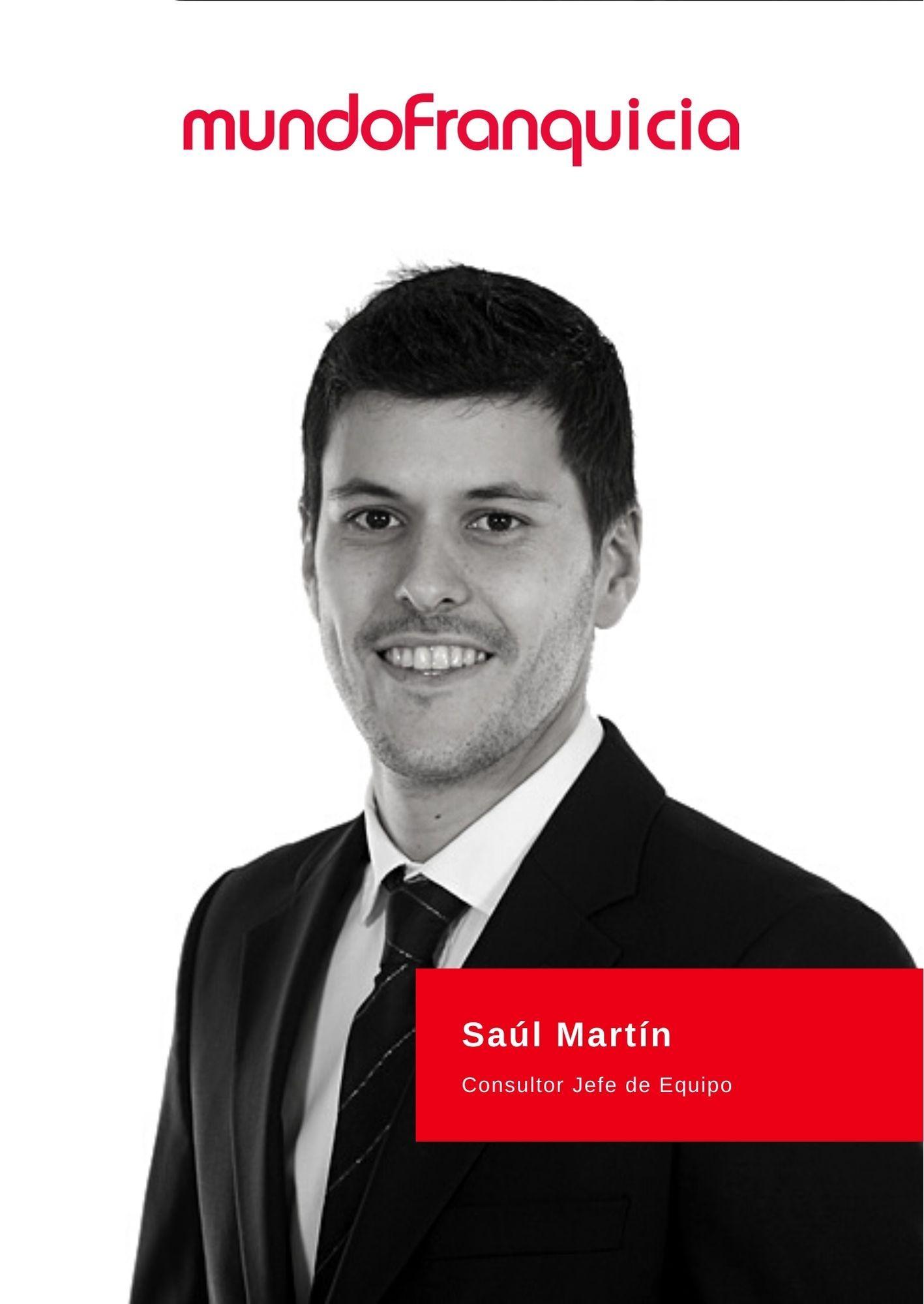 Saúl Martín